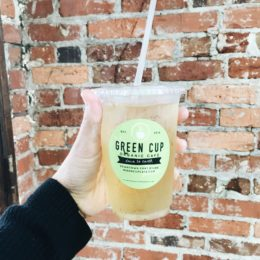 Around Town | Green Cup Cafe